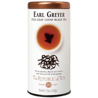 Earl Greyer Black Full-Leaf