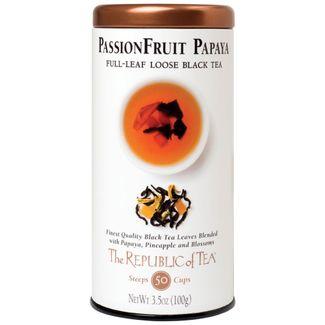 PassionFruit Papaya Black Full-Leaf
