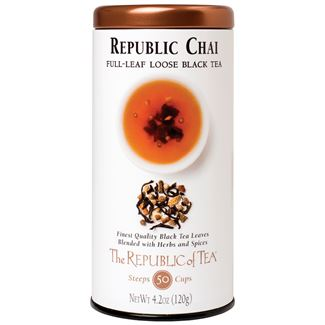 Republic Chai® Full-Leaf