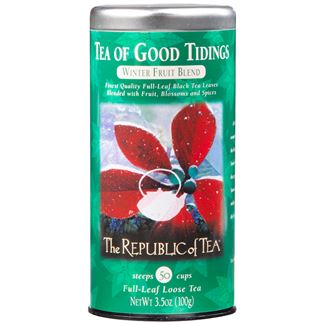 Tea of Good Tidings Full-Leaf