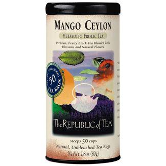 Mango Ceylon Black Tea Bags