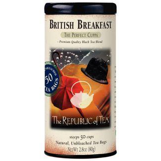 3 British Breakfast Black Tea Bags