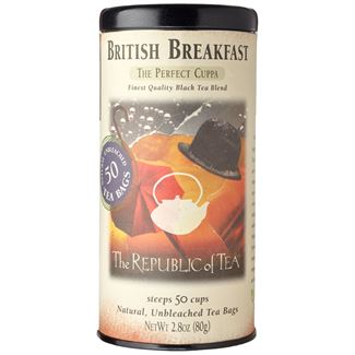 British Breakfast Black Tea Bags