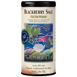 Blackberry Sage Black Tea Bags