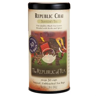 Republic Chai® Black Tea Bags