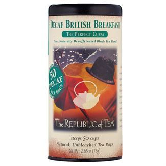 Decaf British Breakfast Black Tea Bags