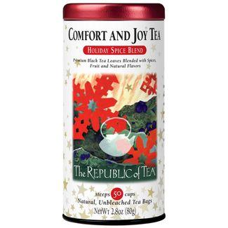 Comfort and Joy Black Tea Bags