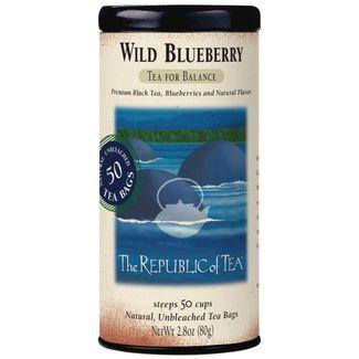 Wild Blueberry Black Tea Bags