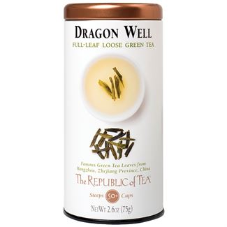 Dragon Well Green Full-Leaf