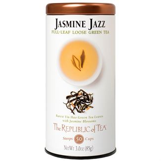 Jasmine Jazz Green Full-Leaf Tea