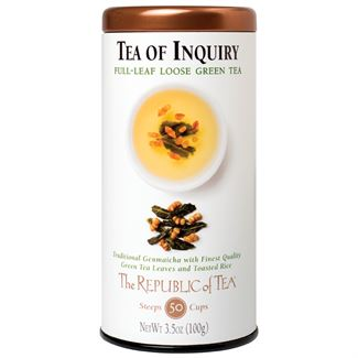 Tea of Inquiry Full-Leaf Tea