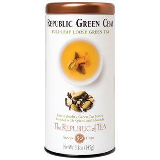 Republic Chai® Green Full-Leaf