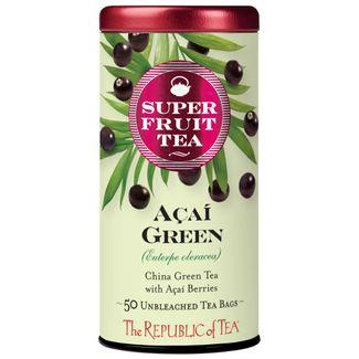 Organic Açaí Green Superfruit Tea Bags