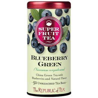 Organic Blueberry Green Superfruit Tea Bags
