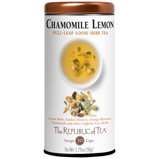 Chamomile Lemon Herbal Full-Leaf Tea