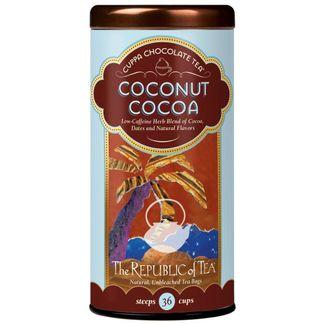 Coconut Cocoa Cuppa Chocolate Tea Bags