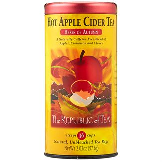 Hot Apple Cider Tea Bags