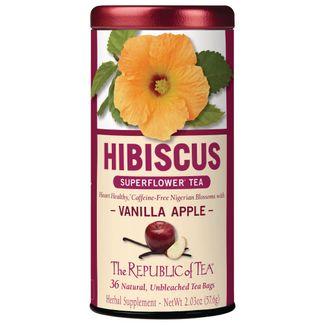 Hibiscus Vanilla Apple Tea Bags