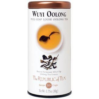 Wuyi Oolong Full-Leaf
