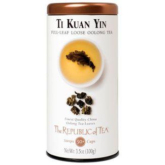 Ti Kuan Yin Full-Leaf Tea