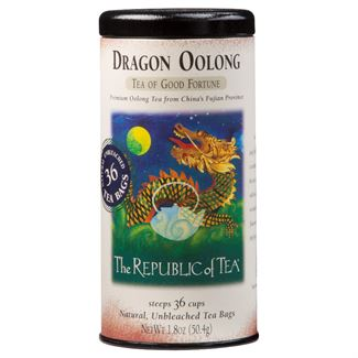 Dragon Oolong Tea Bags