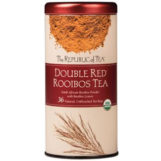 Organic Double Red® Rooibos Tea Bags