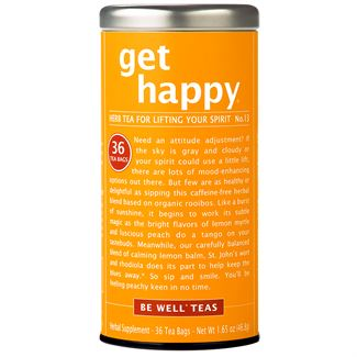 get happy® - No. 13 Tea for Lifting Your Spirits