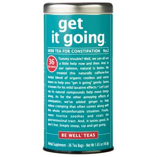 get it going® - No. 2 Herb Tea for Constipation