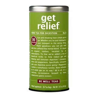 get relief® - No. 9 Herb Tea for Digestion