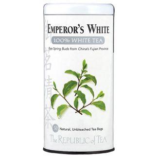 Emperors 100 white tea bags the republic of tea emperors 100 white tea bags v00736g mightylinksfo