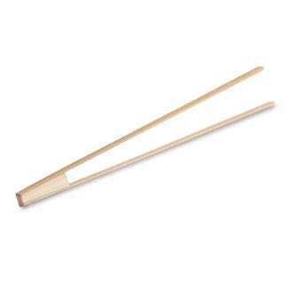 7-inch Bamboo Tea Tongs