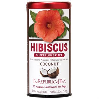 Hibiscus Coconut Tea Bags