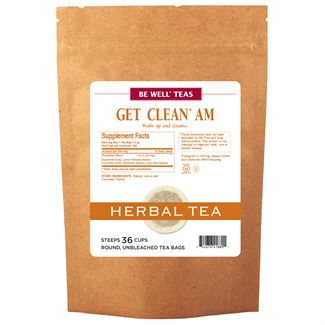 Get Clean AM Tea Bags