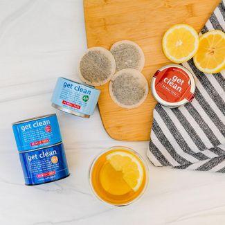 Get Clean AM Tea Bags