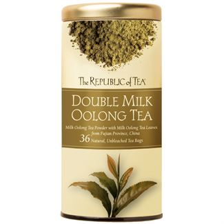 Double Milk Oolong Tea Bags