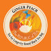 Ginger Peach Black Tea Bag