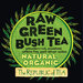 Natural Green Rooibos Tea Bag
