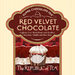 Red Velvet Cuppa Chocolate Tea Bag