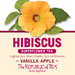 Vanilla Apple Hibiscus Tea Bag