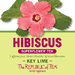 Key Lime Hibiscus Tea Bag